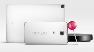 Los nuevos Nexus 6 y 9 ya están aquí: toda la información