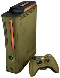 Ya se puede reservar la Xbox 360 Edición Especial Halo 3