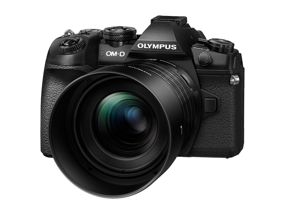 Om D E M1 Mark Ii Ew M2512 Lh66b Black Product 010