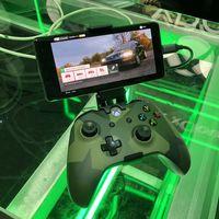 Microsoft está trabajando para hacer que Project xCloud sea compatible con controles táctiles en la pantalla