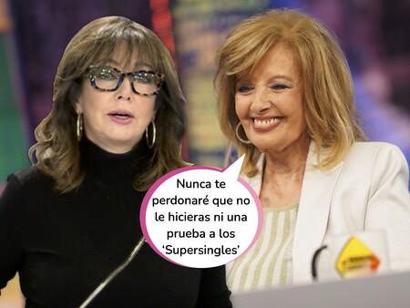 El dardazo de María Teresa Campos a Ana Rosa Quintana en 'El Hormiguero' por ser tan hater de Rocío Carrasco