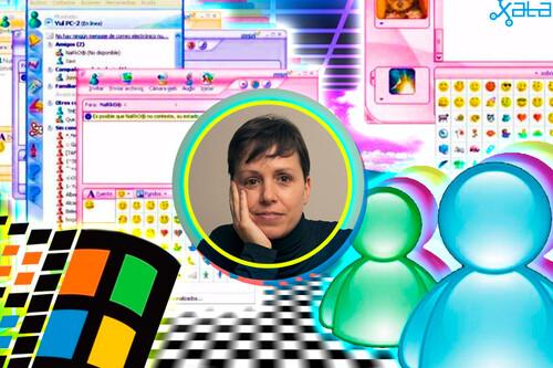 Llevo 20 años en diseño digital: de los diseños con reflejos y los juegos para Messenger a la revolución del diseño móvil