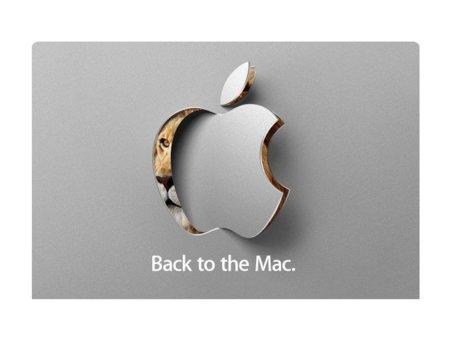 Apple anuncia un evento especial para el próximo 20 de octubre: todo apunta a Mac OS X 10.7