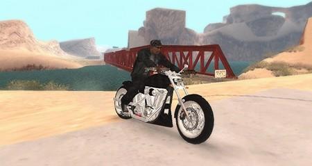 San Andreas viaje