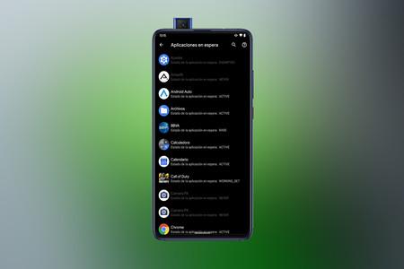 Cómo ahorrar batería en tu Android configurando las aplicaciones en espera