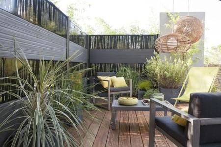 11 complementos perfectos para tu terraza o jard n - Ocultacion para jardin ...