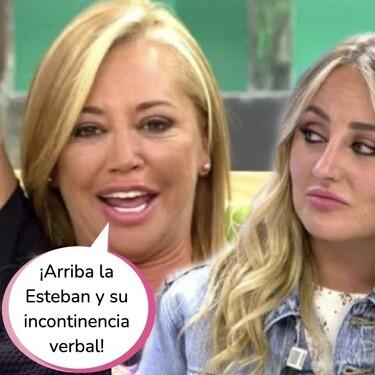 Belén Esteban se va de la lengua: esto es lo último que ha sucedido entre Rocío Flores y su padre, Antonio David