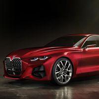 El BMW Concept 4 es la esencia del Serie 4 que está por llegar