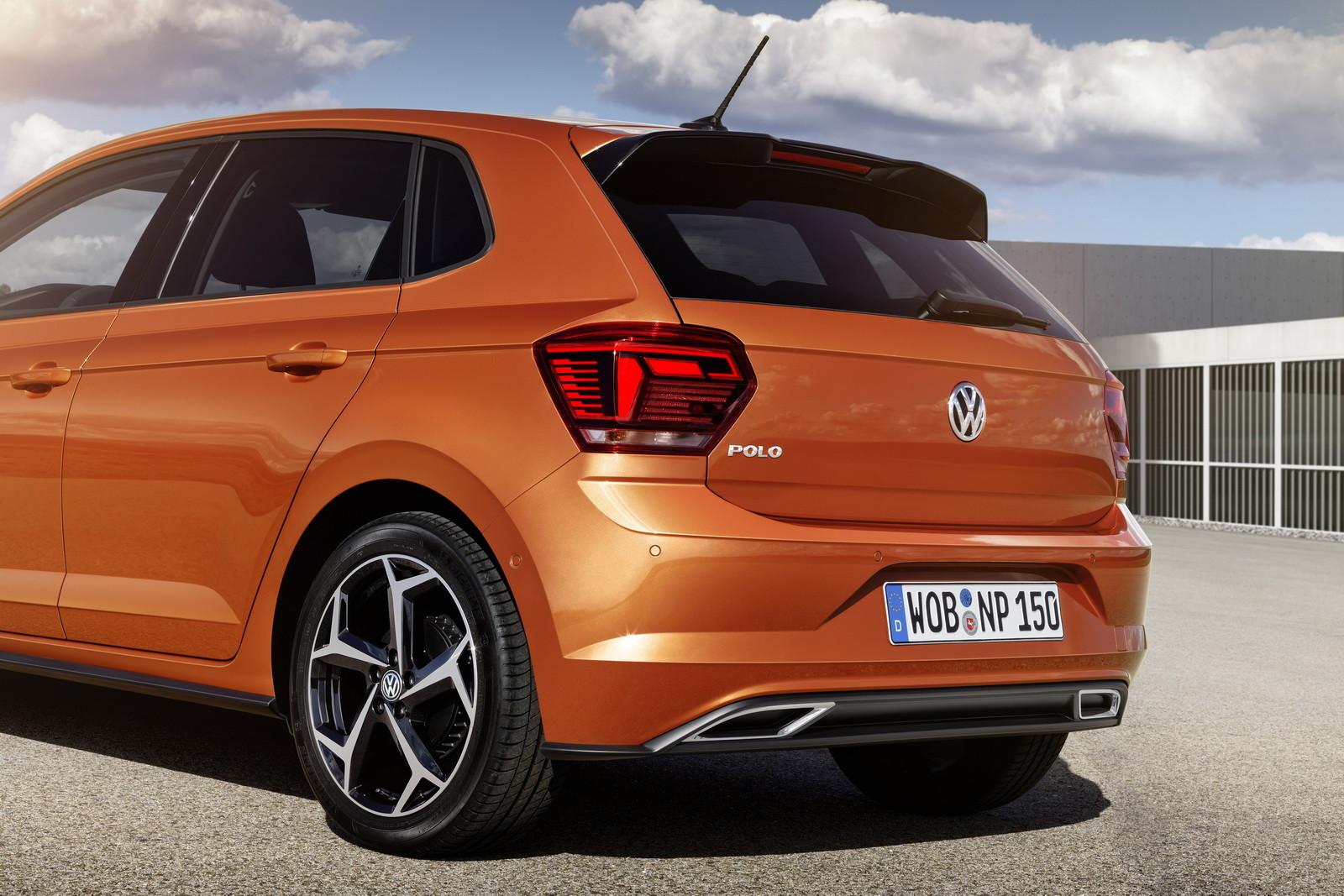 Foto de Volkswagen Polo 2018 (39/51)