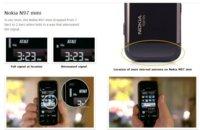 Apple responde incluyendo al Nokia N97 mini en el mismo saco