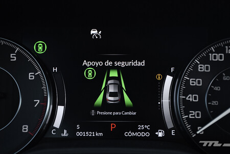Acura Tlx 2021 Mexico Opiniones Prueba 27