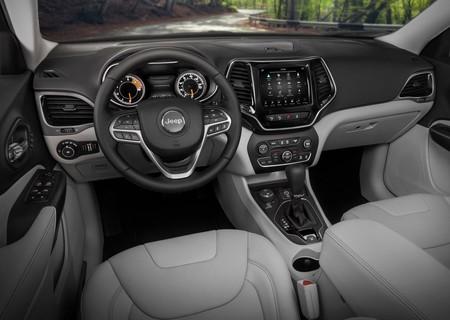 Jeep Cherokee 2019 1600 4f