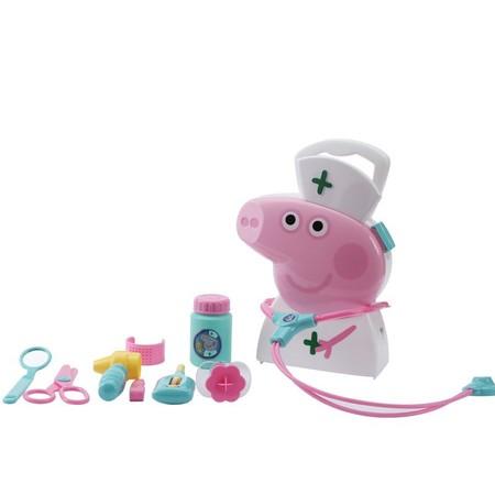 El maletín médico de Peppa Pig con accesorios está rebajado a 15,09 euros en Amazon