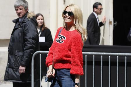 Así han sido los lookazos de las invitadas al 'front row' del desfile de Chanel