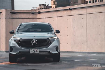Mercedes Benz Eqc 2021 Prueba De Manejo Opiniones Precio 35