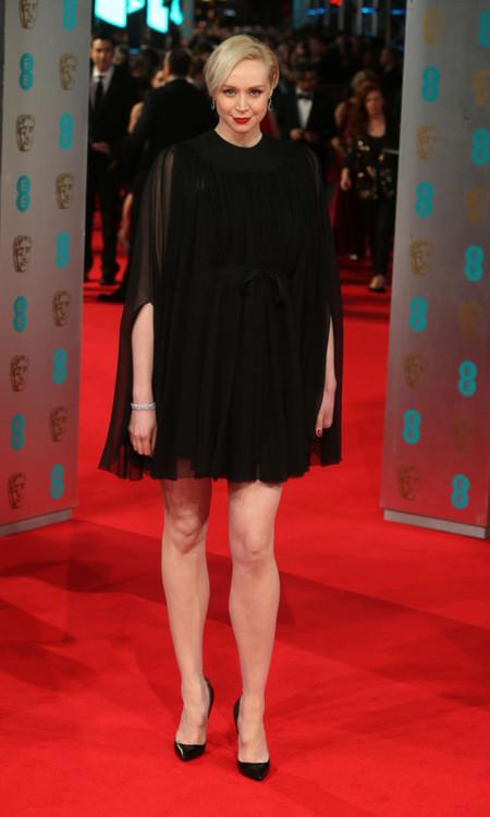 Gwendoline Christie BAFTA 2014