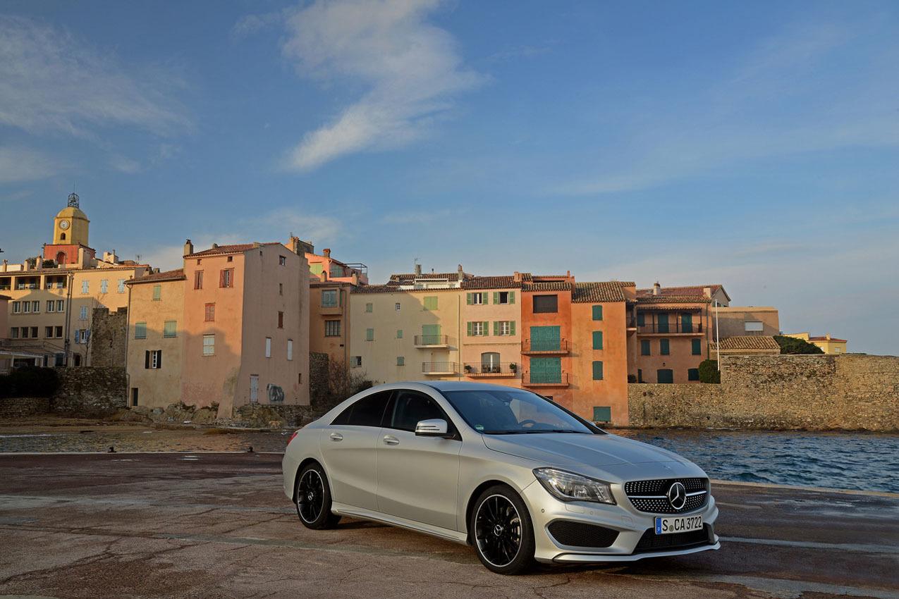 Foto de Mercedes-Benz Clase CLA (Saint-Tropez) (15/51)