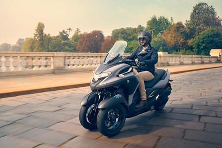 Yamaha Tricity 300 2020 Precio