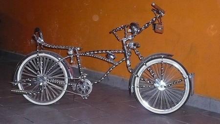 Bicicleta rara