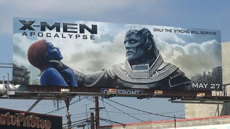 """Fox pide perdón por un póster de 'X-Men: Apocalipsis' que """"fomenta la violencia de género"""""""