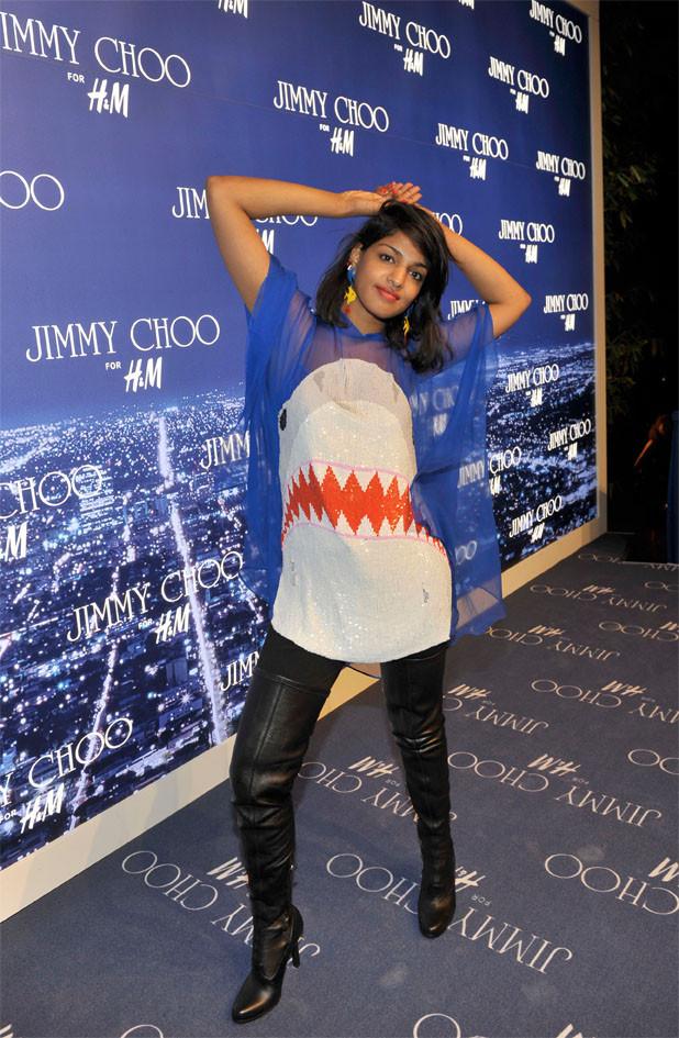 Foto de Fiesta de H&M y Jimmy Choo en Los Ángeles: los looks de Paris Hilton, Olivia Wilde y Hayden Panettiere entre otras invitadas (28/29)