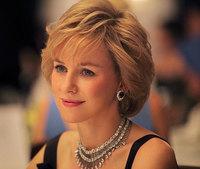 Naomi Watts no te puedes parecer más a Lady Di