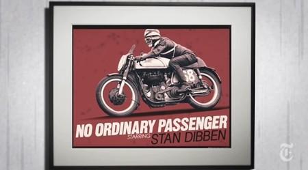 No ordinary passenger, conocemos a Stan Dibben, campeón del Mundial de Sidecar de 1953