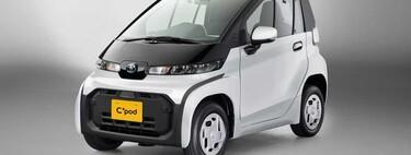 Toyota C+Pod, la firma japonesa lanzará su propio ForTwo con 150 km de autonomía