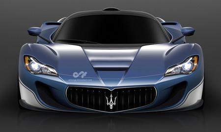 "El Maserati ""LaMaserati"" de Anton Gjorsev"
