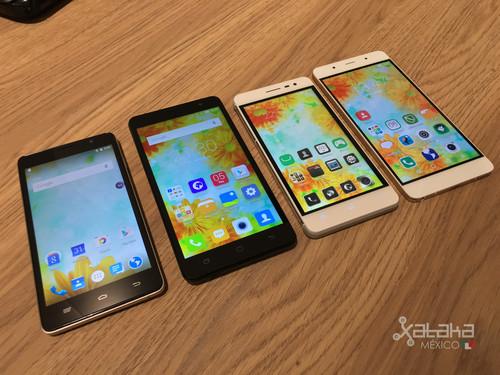 Esta es la alineación de smartphones que llegarán a México por parte de Hisense
