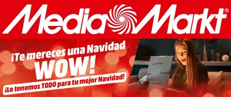 Navidad Wow en MediaMarkt: las mejores ofertas para los próximos días en la Tienda Roja