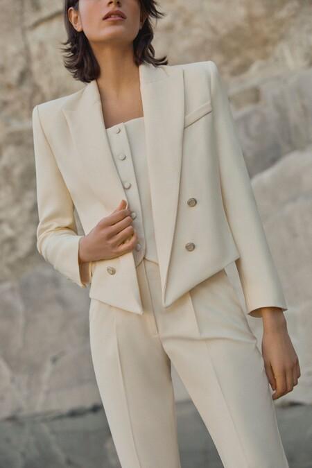 Bleis Madrid es la marca de blazers y sastres de lujo que ha conquistado a las celebrities, a Doña Letizia (y a todas)