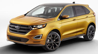 Ford Edge Sport 2015, primeros datos