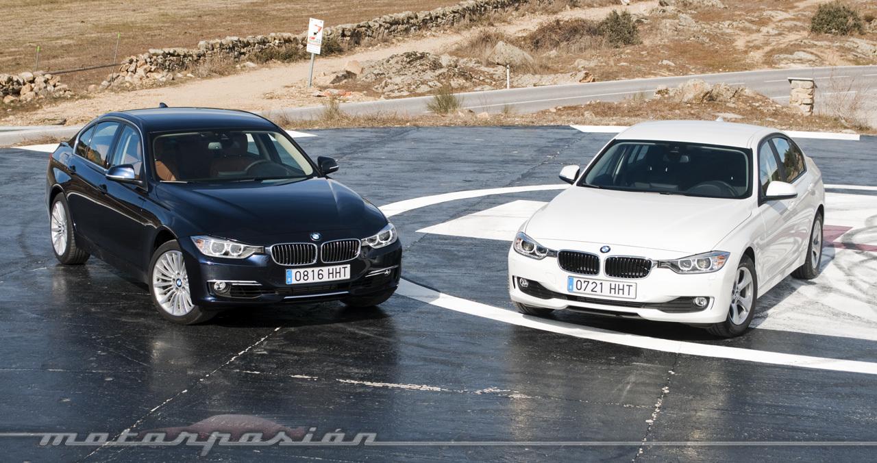 Foto de BMW Serie 3 (presentacion) (8/18)
