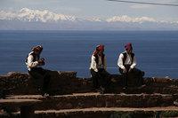 Isla de Taquile: durmiendo en casa de los isleños