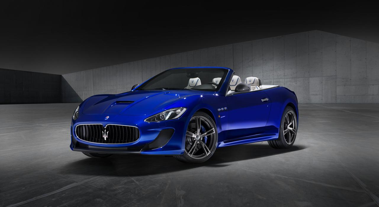 Foto de Maserati GranTurismo MC Stradale Centennial Edition y GranCabrio MC Centennial Edition (16/33)