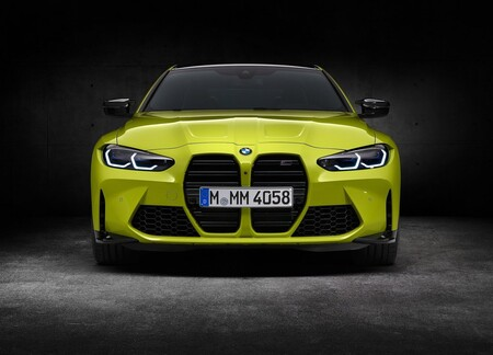 Bmw M4 Coupe Competition 2021 1600 3c