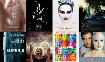 La mejor película de 2011 según los lectores de Blogdecine