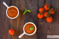Cómo hacer salsa de tomate casera fácilmente. Receta