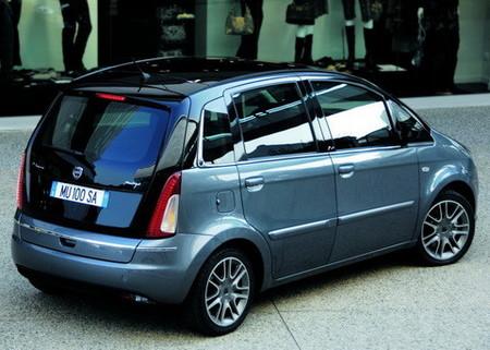 Lancia Musa Poltrona Frau, la nueva versión tope de gama
