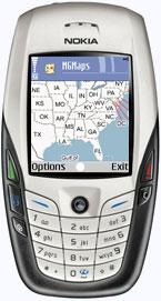Mobile GMaps, mapas de MSN y Google en tu móvil