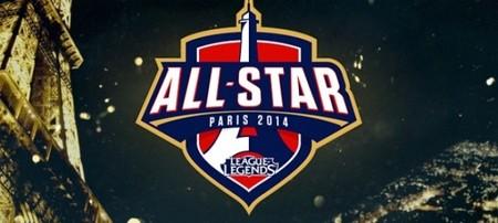 All-Star League of Legends París