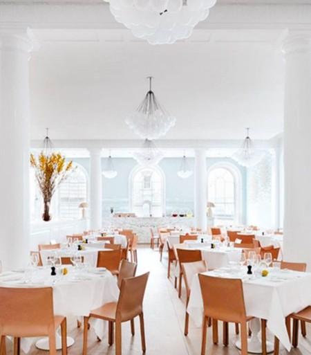 Spring Restaurant Somerset House London 5