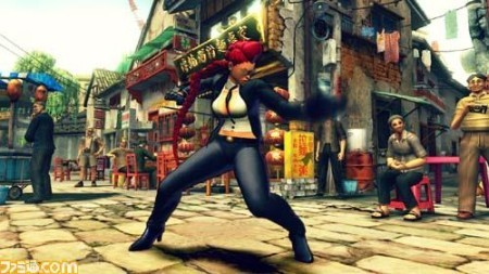 Crimson Viper - Street Fighter IV