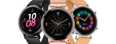 El Huawei Watch GT 2 ya se puede comprar en España: precio y disponibilidad oficiales