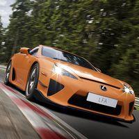 Disfruta: así es la gloriosa melodía del Lexus LFA Nürburgring exprimiendo su motor 4.8 V10 en banco de potencia