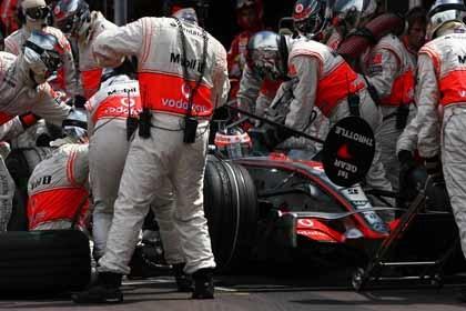 La FIA no sanciona a McLaren Mercedes