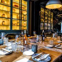 Behia, un nuevo y cálido restaurante inspirado en las cabañas del norte de Europa