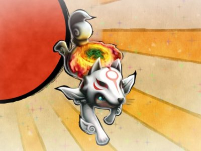 Okami es el segundo crossover confirmado en Monster Hunter Generations