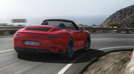 Porsche 911 Carrera 4 GTS Cabrio 2017